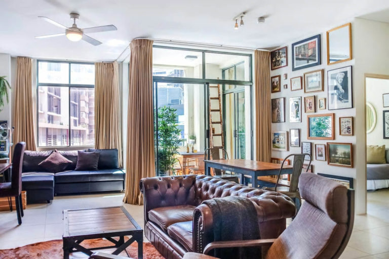 Corporate rentals in Surry Hills, Sydney