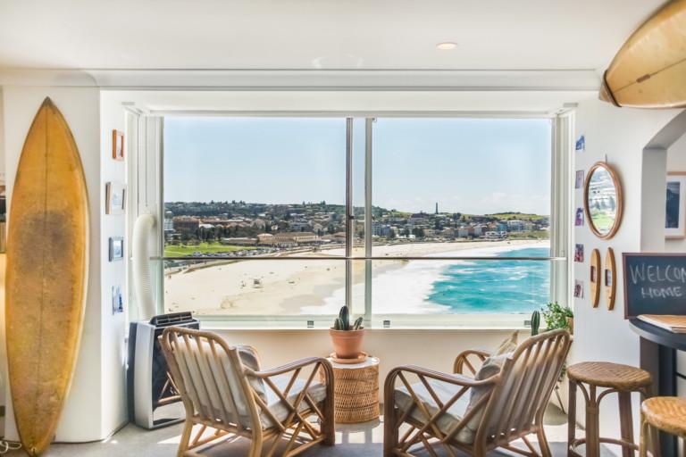 Serviced accommodation in Bondi Beach, Sydney Australia