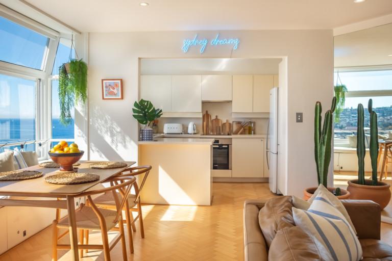 Book a dream Sydney vacation rental in Bondi Beach